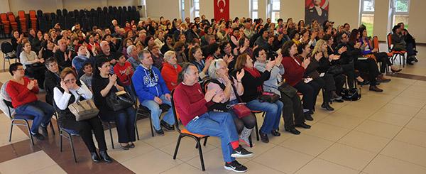 Mehtap Meral ve Pelin Batu 8 Mart Kadınlar Günü için bir araya geldi