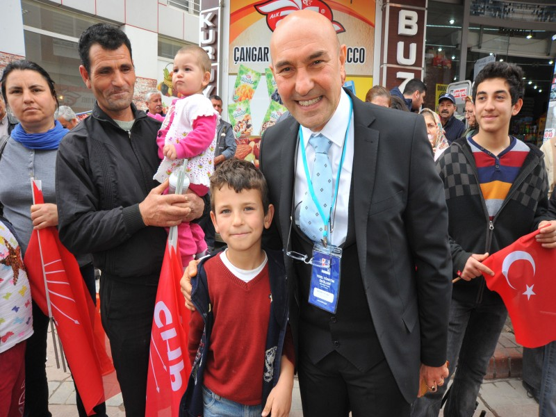 Kılıçdaroğlu Sodem İçin Seferihisar'a Geldi