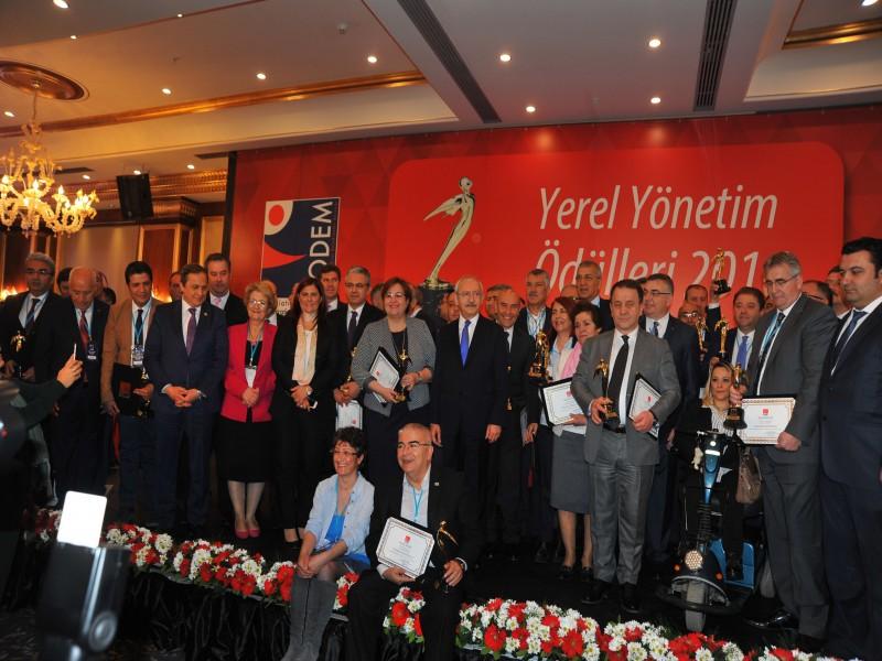 Sodem Yerel Yönetim Ödülleri Dağıtıldı