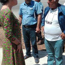 GAP Bölge Kalkınma İdaresi Seferihisar'ı Ziyaret Etti