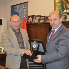Erzurumlulardan Tunç Soyer'e Teşekkür