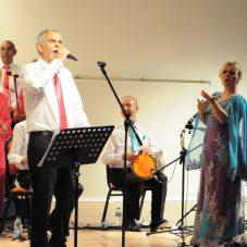 Türk Sanat ve Halk Müziği Korosundan Muhteşem Konser