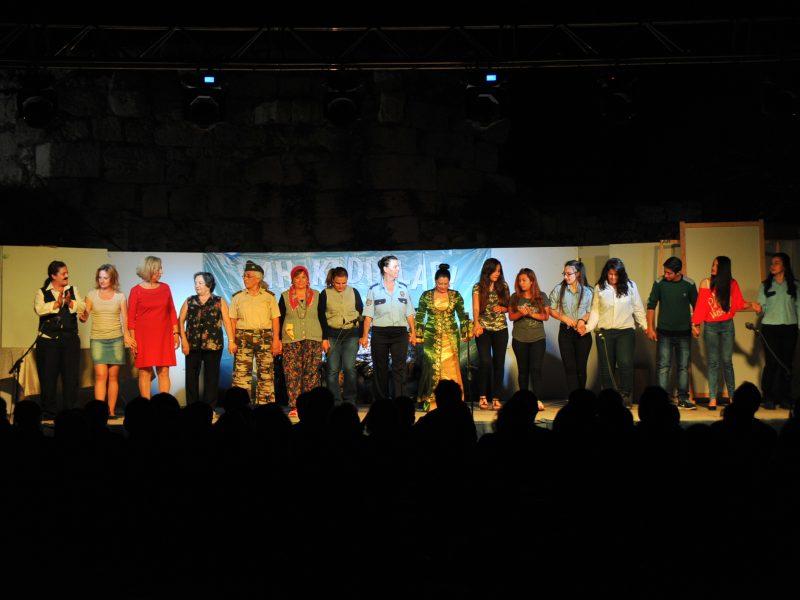 Seferihisar'da Tiyatrolu Günler