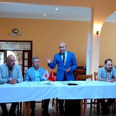 Türkiye ve Kıbrıs'ın Sakinleri Seferihisar'da Buluştu