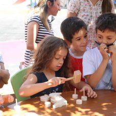 Ahşap Oyuncak ve Sokakla Tanışma  Vakti  Çocuklar Oyuncak Atölye'sinde