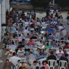 Ramazan Ayı'nın İlk İftarı Yapıldı