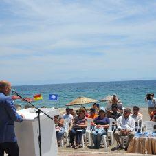 Seferihisar Plajları Mavi Bayraklarla Donandı