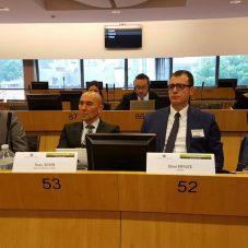 Seferihisar AB Brüksel Toplantısında