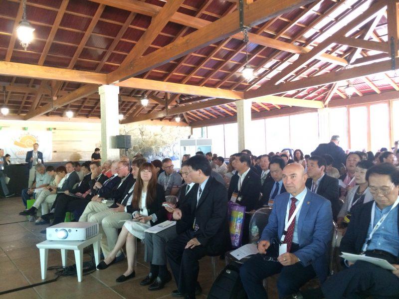 Genel Kurul Portekiz'de Toplandı Yeni Sakin Şehir Mehmetçik Oldu