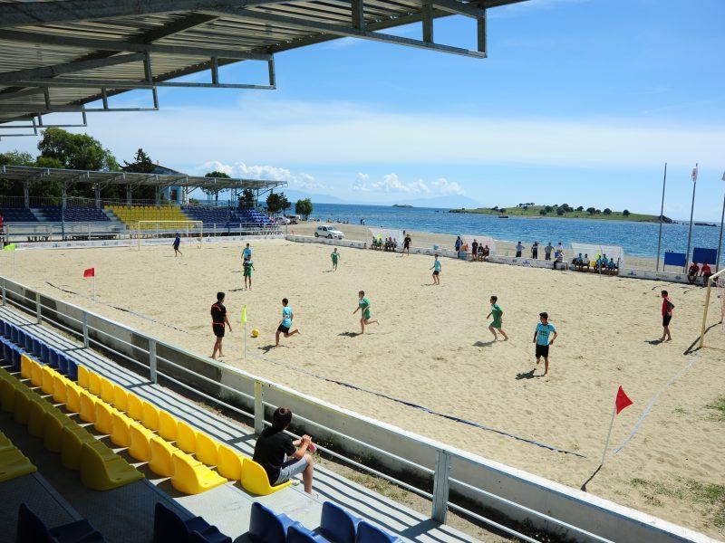 Teos Cup Plaj Futbolu Turnuvası Başlıyor
