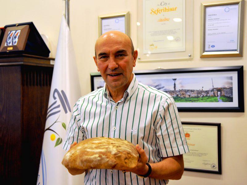 Seferihisar'da Ata Ekmeği