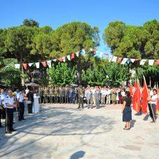 Büyük Zafer'in 94. Yıldönümü Seferihisar'da Kutlanmaya Başladı