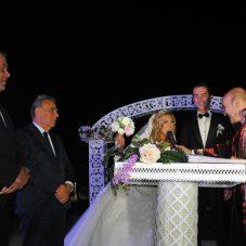 Başkanları Buluşturan Düğün