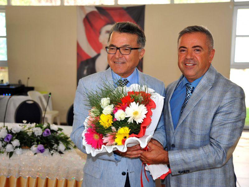 Seferihisar'da Öğretmenler Kampta