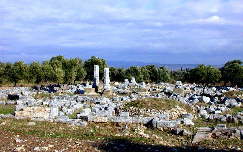 Bilinen En Eski Kira Sözleşmesi Teos'tan Çıktı