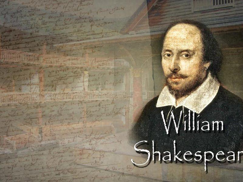 Shakespeare'e Müzikli Anma Töreni