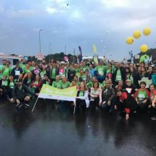 Başkan Soyer Maraton'da  Ağaç Kardeşliği İçin Koştu