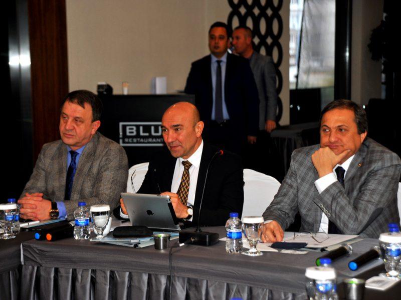 Sodem Edirne'de Toplandı