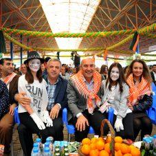 C Vitaminli Şenlik Seferihisar'ın Turuncu Bayramı 20 Kasım'da