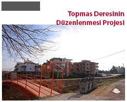 TOPMAS DERESİ DÜZENLENDİ