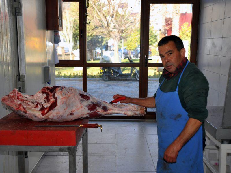 Et Tanzim Satış Dükkanı Yeni Yerinde