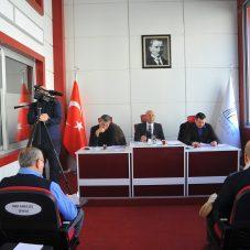 Belediye Yeni Meclis Salonu'nu Açtı