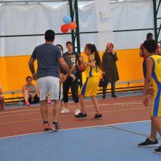 Ebeveyn ve Çocuk Basketbol Şenliği