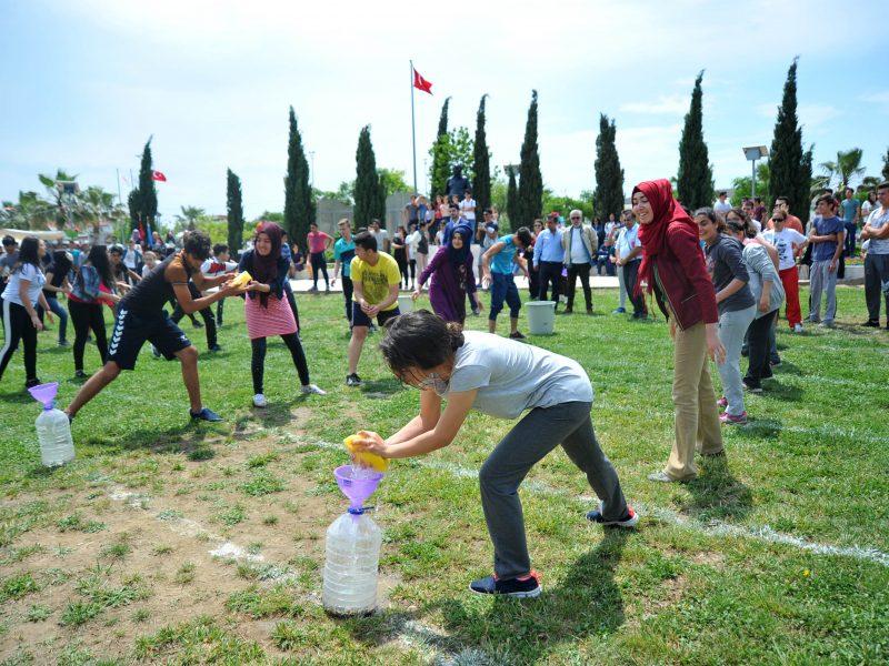 19 Mayıs Atatürk'ü Anma Gençlik Bayramı Coşkuyla Kutlandı