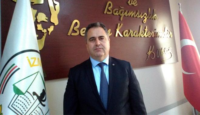 İzmir Barosu'ndan Destek