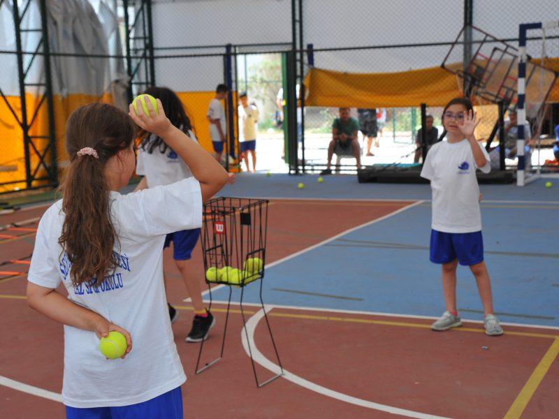 Haydi Çocuklar Yaz Spor Okulu'na