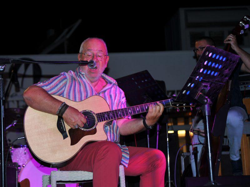 Ortaçgil'den Harun Kolçak İçin Şarkılar