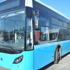İki Yeni Otobüs