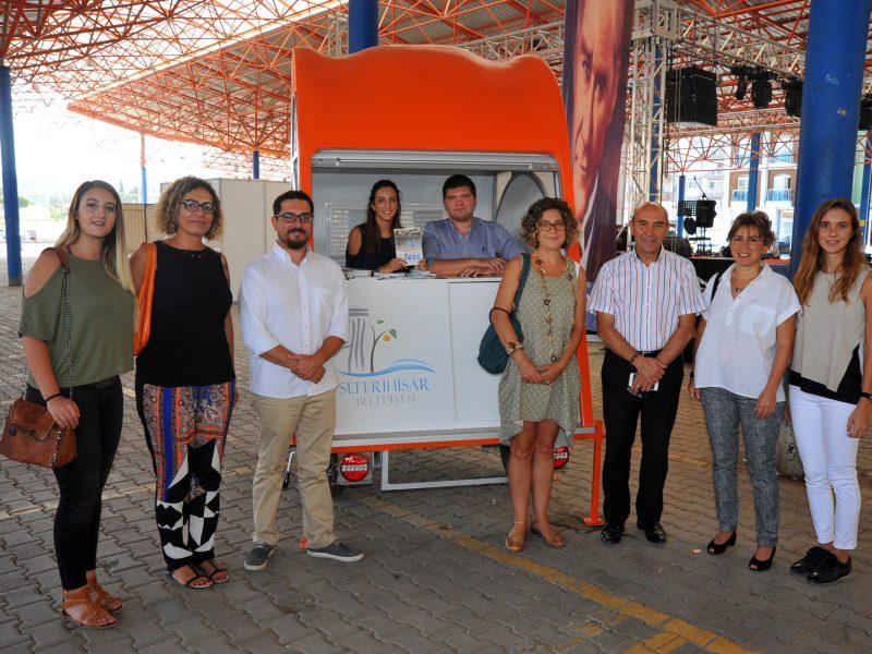 'Gezer Dolap' Halkın Hizmetine Sunuldu