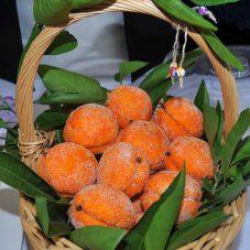 Şenlik C Vitaminli Yemek Ve Tatlılarla Başladı