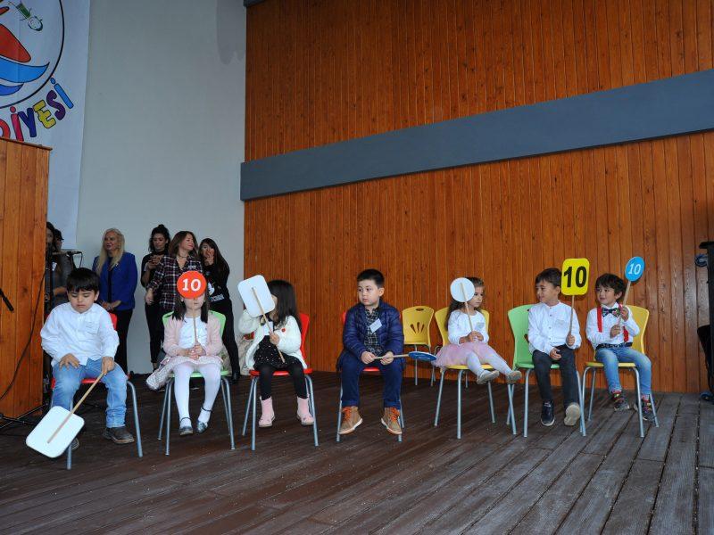 İlk Hasat Çocuk Belediyesi'nden