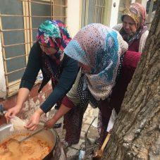 Toprak Ana Günü Beyler Köyü'nde Kutlandı