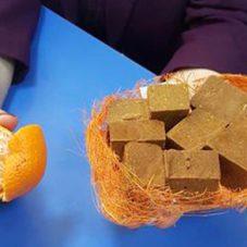 Mandalina Efervesan Tableti Üretildi- Türkiye'de Bir İlk