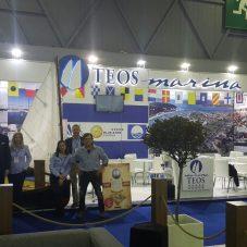 CNR Boat Show'da Teos Marina ve Seferihisar Belediyesi Ortaklığı