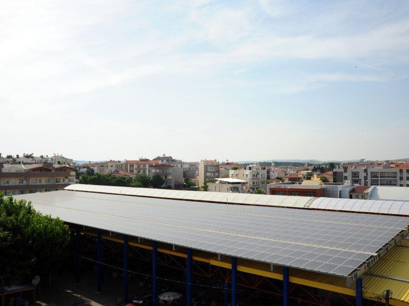 Sakin Şehirde Güneş Enerjisi Atılımı