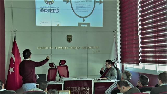 Seferihisar Belediyesi Yerel Yönetimlere Öncü Olacak