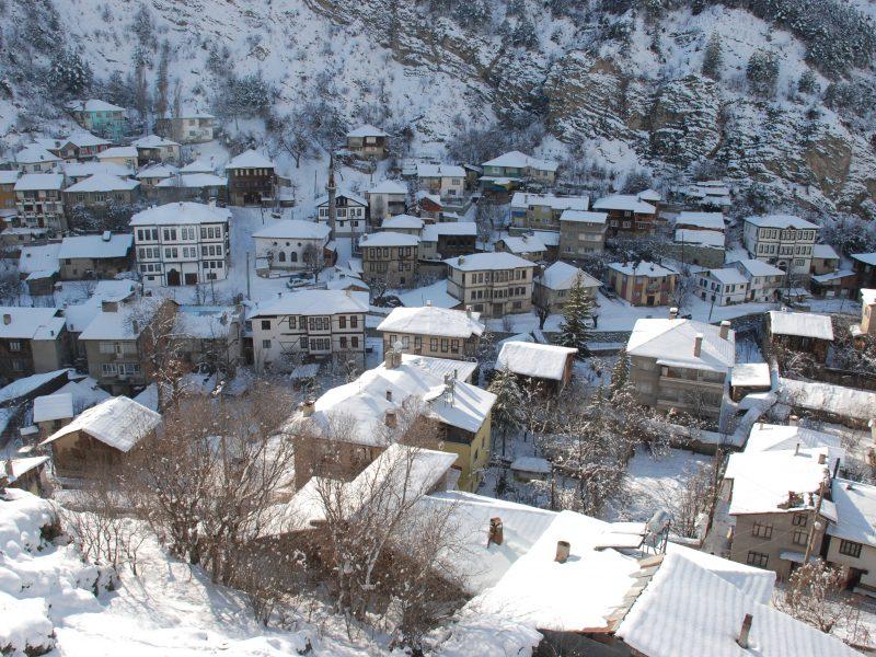 Mudurnu Türkiye'nin 15. Cittaslow Ünvanlı Kenti Oldu