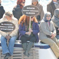 3 Kez İptal Edilen ÇED'i Danıştay da Onadı. Seferihisar ve Yarımada'nın Çevre Zaferi