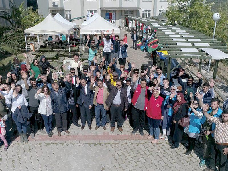 20 Ülke 20 Lezzet Uluslararası Yemek Ve Kültür Festivali