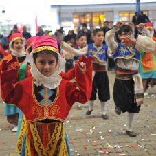 5 Ülkeden Çocuklar Seferihisar'a Geliyor