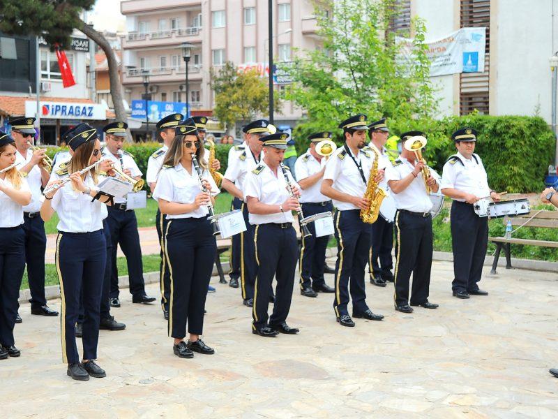 Atatürk'ün Seferihisar'a Gelişinin 84.Yılı
