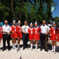 Edirne'de İzmir Marşı Coşkusu