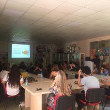 Erasmus+ Seferihisar'da Gerçekleşiyor