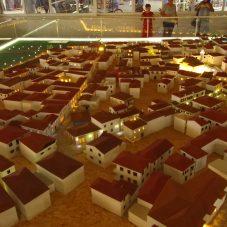 Kaleiçi Minyatürü Ziyarete Açıldı