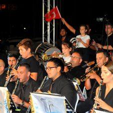 Seferihisarlılar Bayramı Bandoyla Kutladı