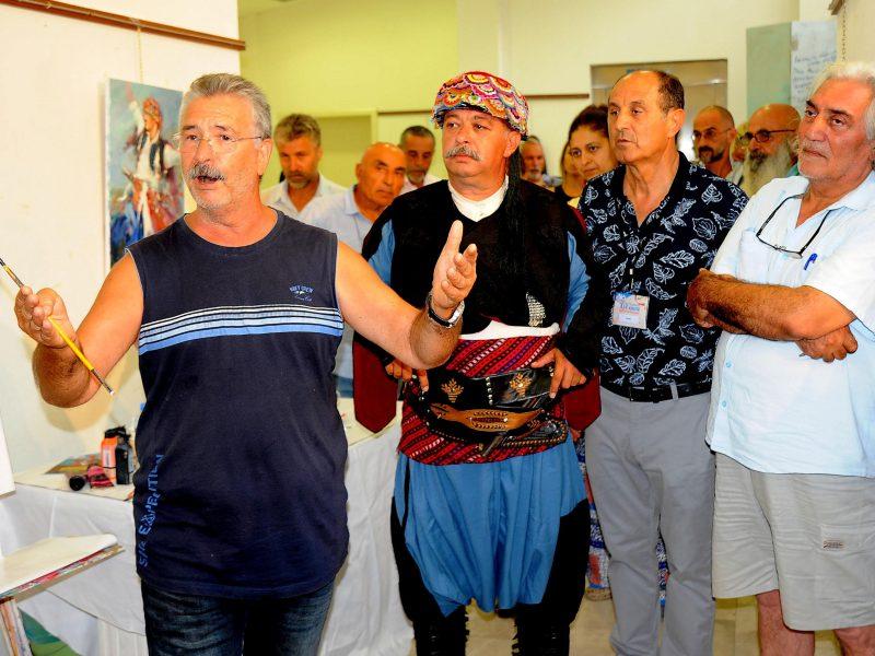 """Milli Mücadelenin Kahramanlarından """"Seferihisarlı Kundakçı""""nın Romanı Tanıtıldı"""